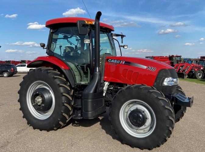 2013 Case IH Maxxum 140 MC Tractor For Sale