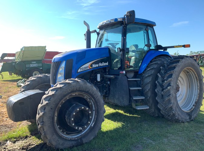 New Holland TG285 Tractor For Sale