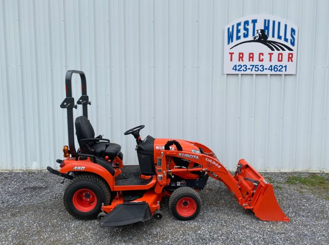 2019 Kubota BX2680 Tractor For Sale