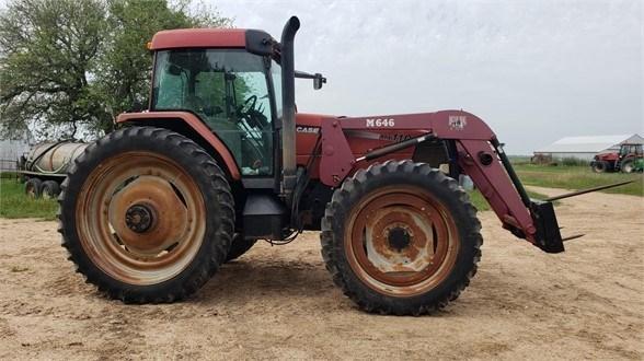 2001 Case IH MAXXUM 110 Tractor For Sale