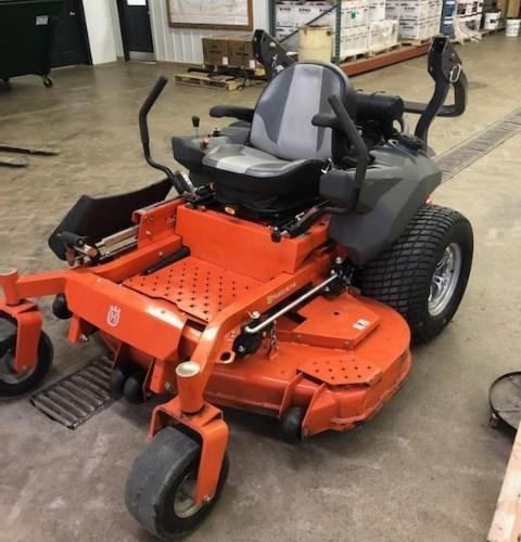 2015 Husqvarna PZ60 Zero Turn Mower For Sale