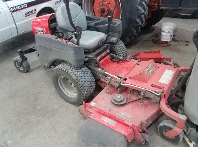 2008 Gravely RAPID XZ Zero Turn Mower For Sale