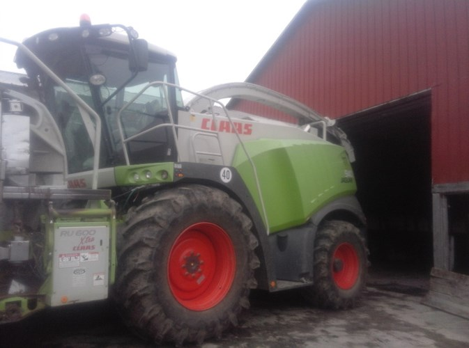 2014 CLAAS 940 Forage Harvester-Self Propelled For Sale