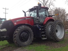 Tractor - Row Crop For Sale 2016 Case IH Magnum 310 , 310 HP