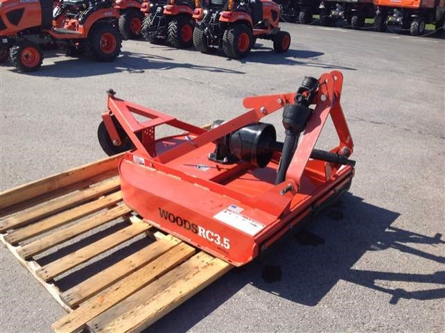 2014 Woods RC3.5 Rotary Cutter For Sale