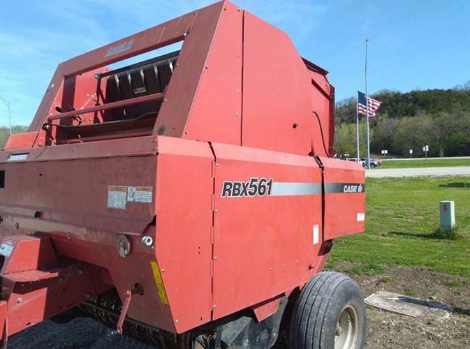 2001 Case IH RBX 561 Baler-Round For Sale