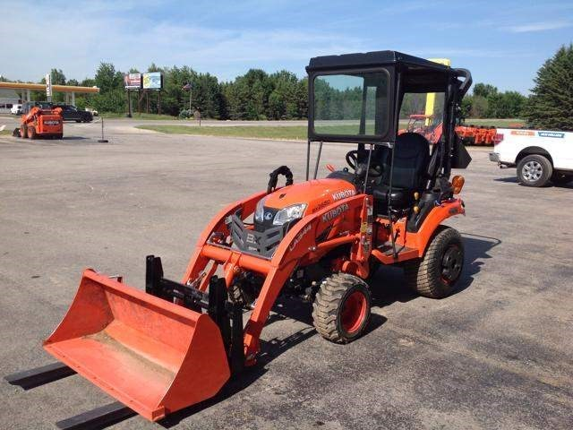 2017 Kubota BX2680TV Tractor For Sale