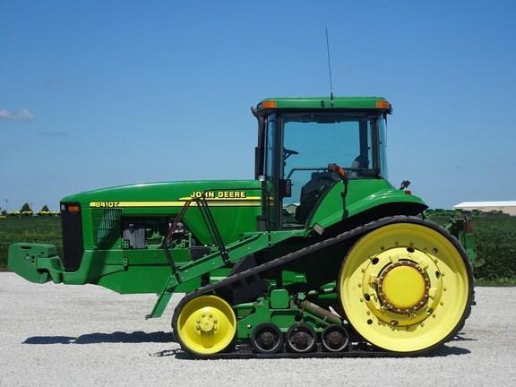 2001 John Deere 8410T Tractor - Track For Sale » AHW LLC ...