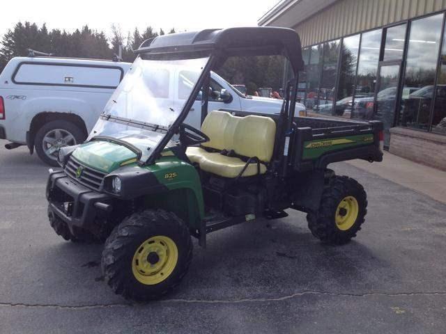 2013 John Deere 825I Recreational Vehicle For Sale