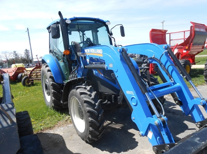 2017 New Holland T4.75 Tractor - Compact Utility For Sale