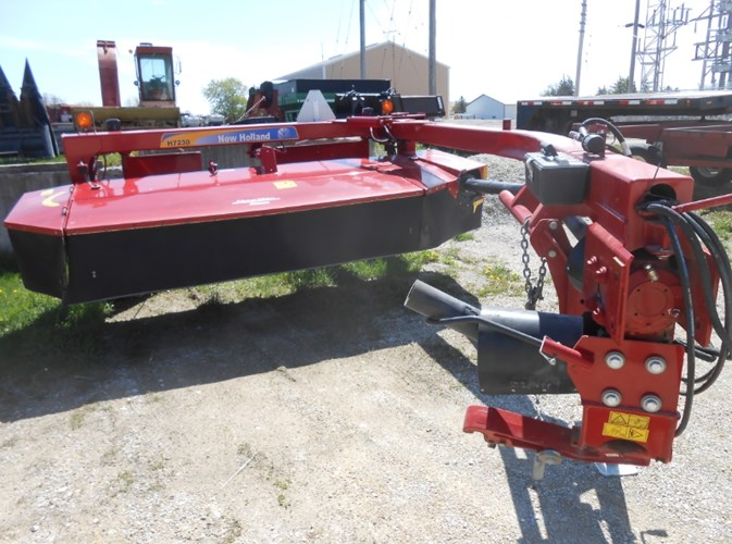 2018 New Holland H7230 Mower Conditioner For Sale