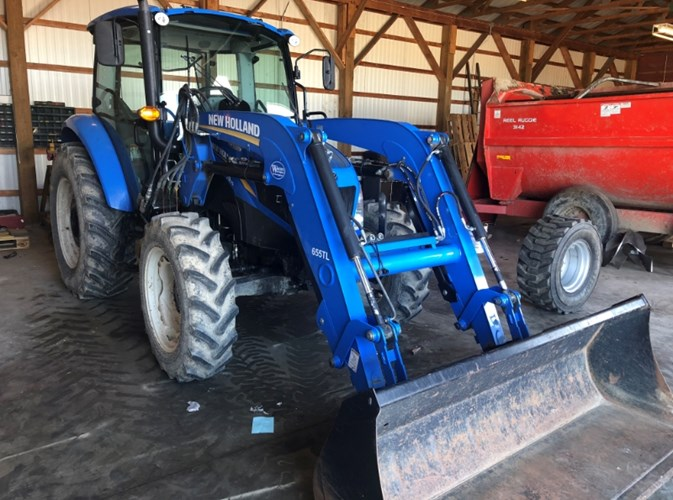 New Holland T4.75 Tractor For Sale