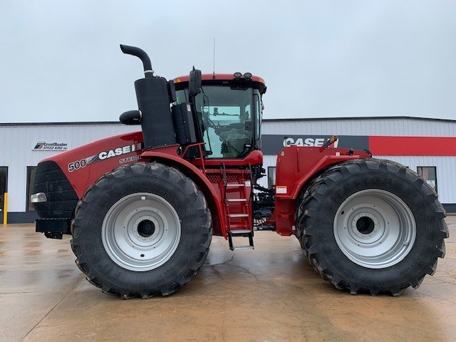 2020 Case IH STEIGER 500 Tractor For Sale