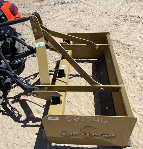 Land Pride BB1248 Scraper-Pull Type
