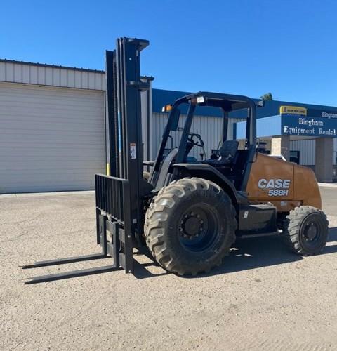 2020 Case 588H Lift Truck/Fork Lift-Rough Terrain