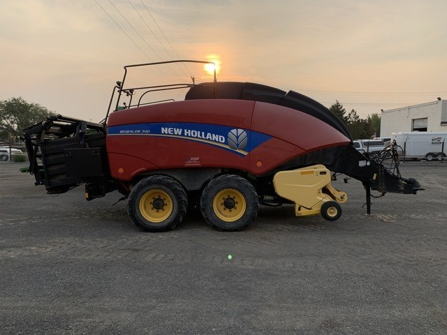 2016 New Holland 340S Baler-Square For Sale
