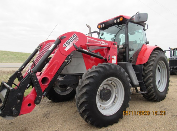 McCormick XTX 165 MFD Tractor For Sale