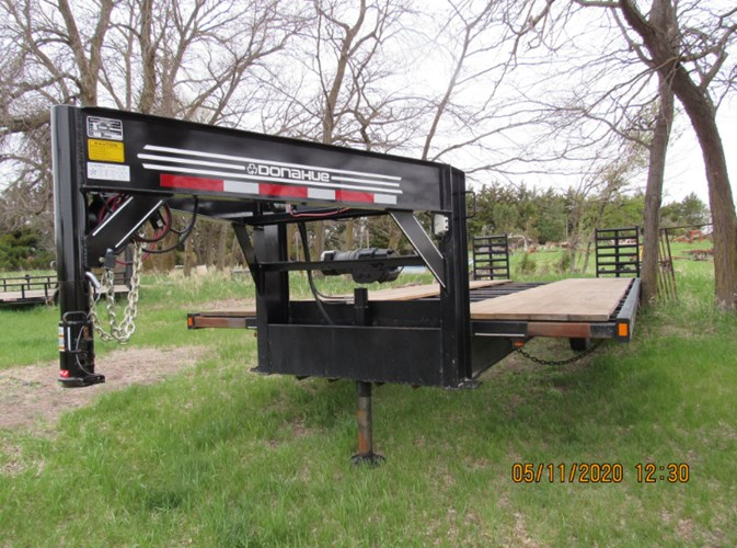 2019 Donahue Expandable Specialty Trailer For Sale