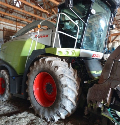 2019 CLAAS 960 Forage Harvester-Self Propelled For Sale
