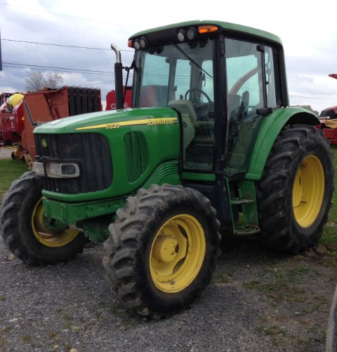 2003 John Deere 6320 Tractor For Sale