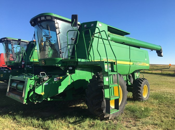 2006 John Deere 9760STS Combine For Sale