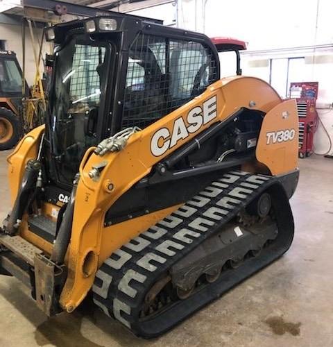 2018 Case TV380 Skid Steer For Sale