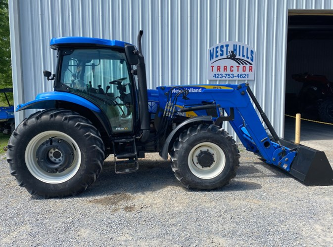 2007 New Holland T6030 Tractor For Sale