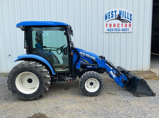 2013 New Holland Boomer 3045 Tractor For Sale