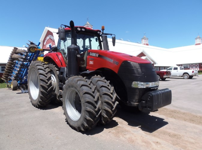 2019 Case IH 310 Magnum Tractor - Row Crop For Sale