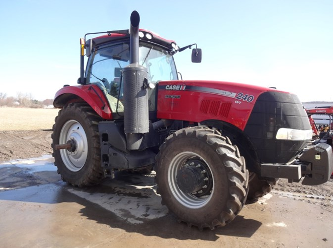 2019 Case IH 240 CVT Magnum Tractor For Sale