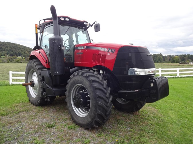 2019 Case IH 240 CVT Magnum Tractor For Sale