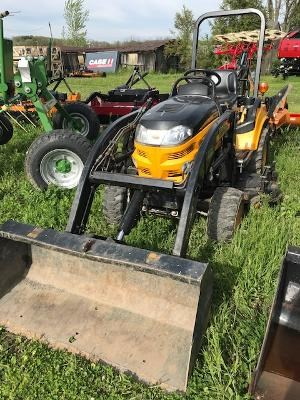 2009 Cub Cadet Yanmar SC2400 Tractor - Compact For Sale