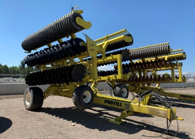 2020 Degelman PROTILL 26 Compact Speed Disc Tillage For Sale