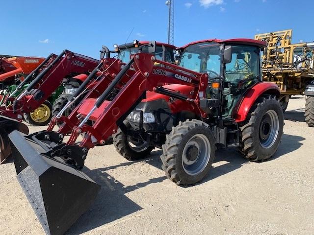 2019 Case IH FARMALL 75C Tractor For Sale