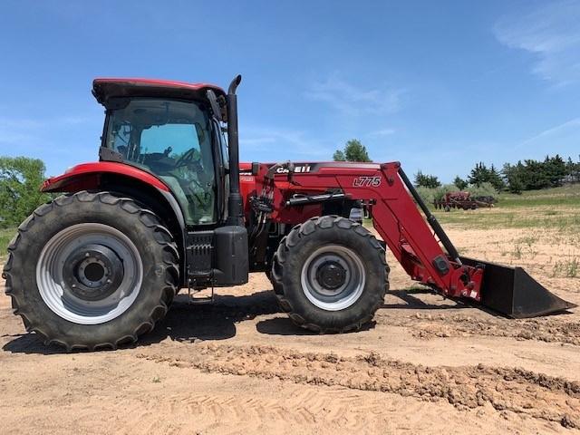 2016 Case IH PUMA 150 Tractor For Sale