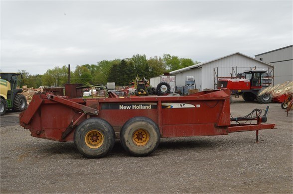 2007 New Holland 195 Manure Spreader-Dry For Sale
