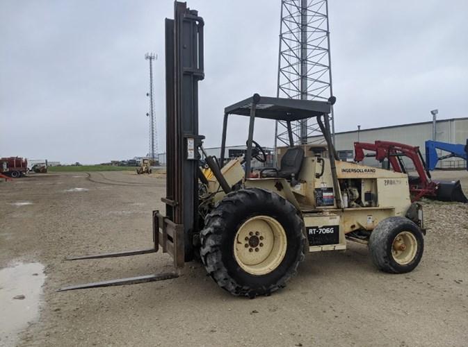 Ingersoll Rand RT-706G Lift Truck/Fork Lift-Industrial For Sale