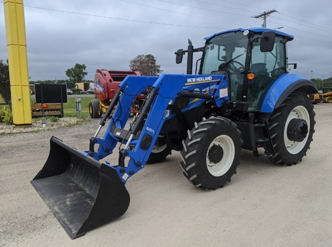 2015 New Holland T5.105 EC Tractor For Sale