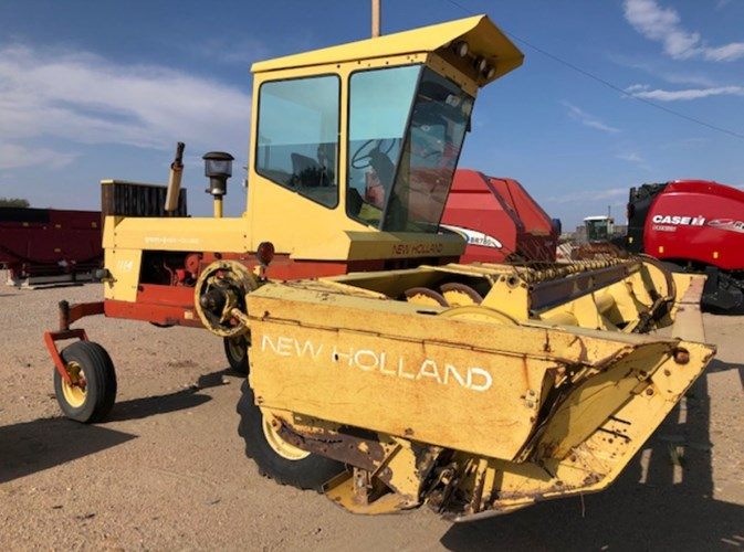 New Holland 1114 Windrower-Self Propelled For Sale