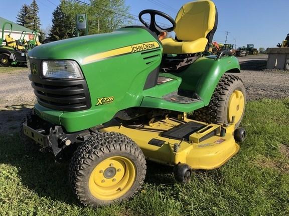 2009 John Deere X728 Lawn Mower For Sale