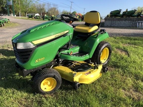 2015 John Deere X500 Lawn Mower For Sale