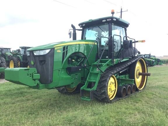 2012 John Deere 8335RT Tractor - Track For Sale