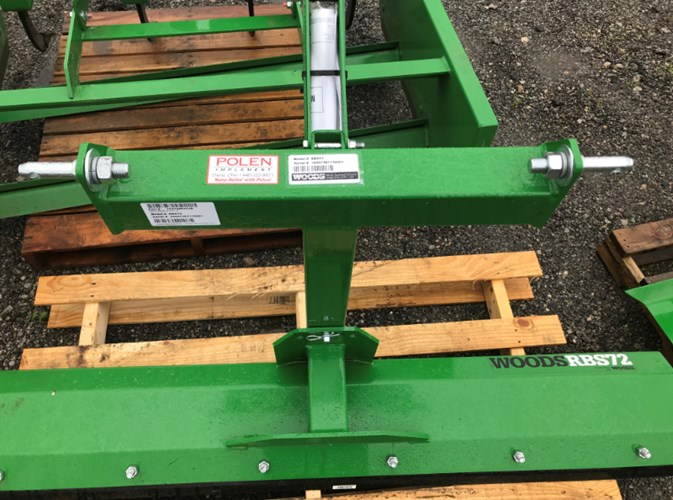 2020 Woods RBS72 Blade Rear-3 Point Hitch For Sale
