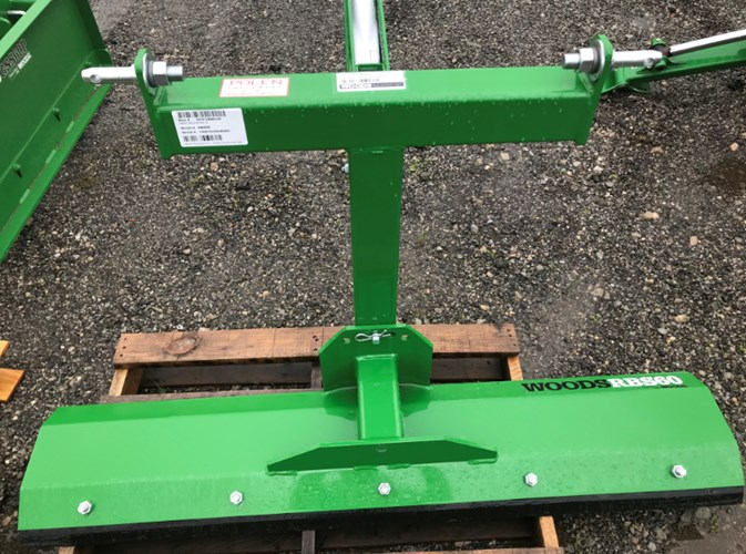 2020 Woods RBS60 Blade Rear-3 Point Hitch For Sale
