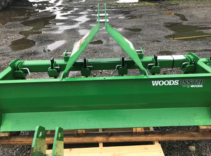 2020 Woods BSS72P Box Blade Scraper For Sale