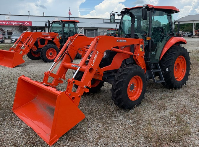 Kubota M6060 Tractor For Sale