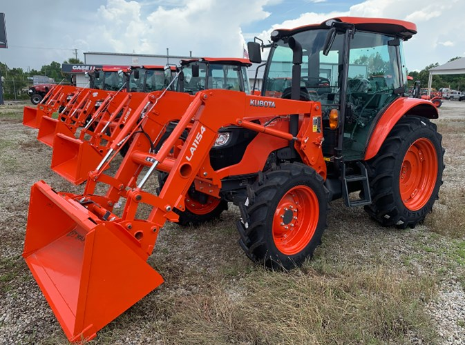 Kubota M4-071 Deluxe Tractor For Sale