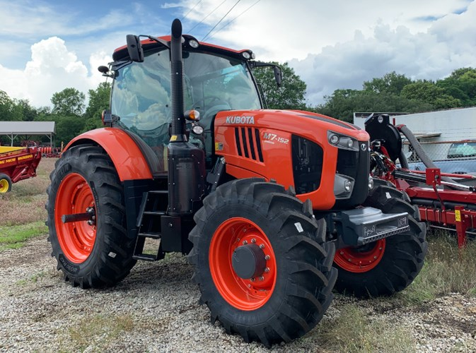 Kubota M7-152 Deluxe Tractor For Sale