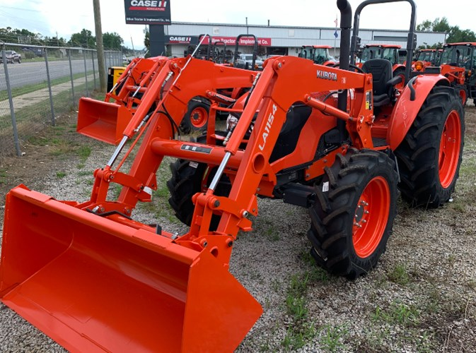 Kubota M7060 Tractor For Sale