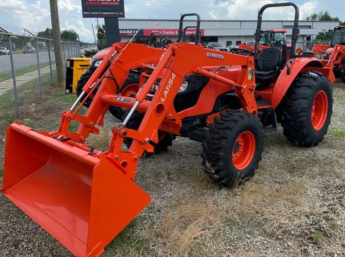Kubota M7060 Tractor For Sale